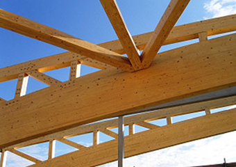 Glulam | Products | James E. Smith (Northern) Limited