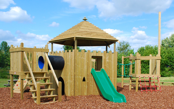 Playground Timbers James E Smith Northern Limited